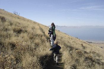 Frary Peak Antelope Island State Park