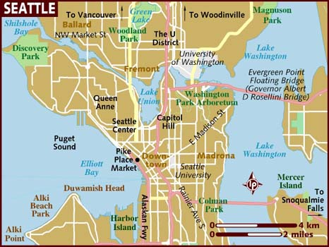 seattle map meridian