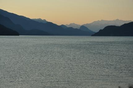 harrison lake canada cabin rental