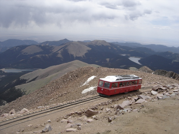 pikes peak colorado information and pictures