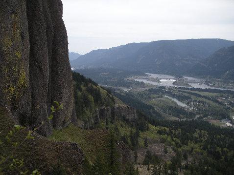 Hamilton Mountain Columbia River Gorge