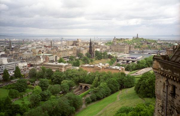 Edinburgh Scotland Sightseeing Places To Visit
