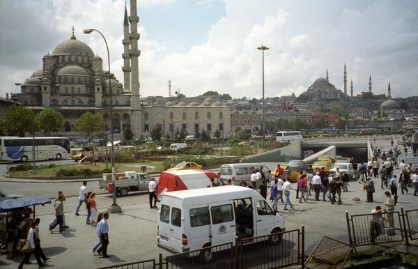 Istanbul Turkey Sights