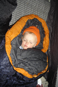 Camping With Children By Car
