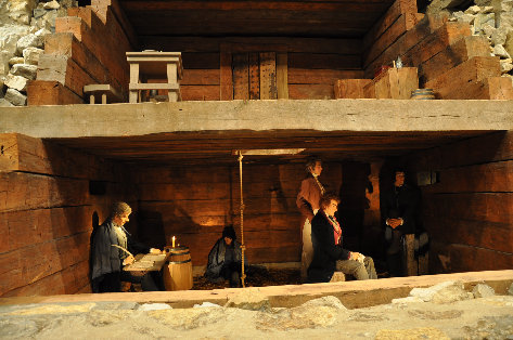 Liberty Jail Joseph Smith Lds Historic Sights