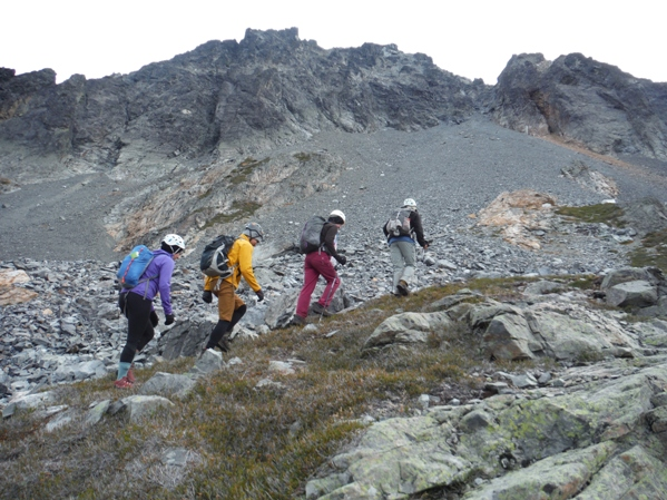 Graybeard Peak North Cascades