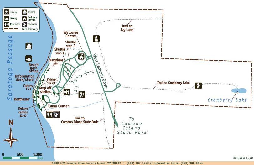 Cama Beach State Park Camano Island