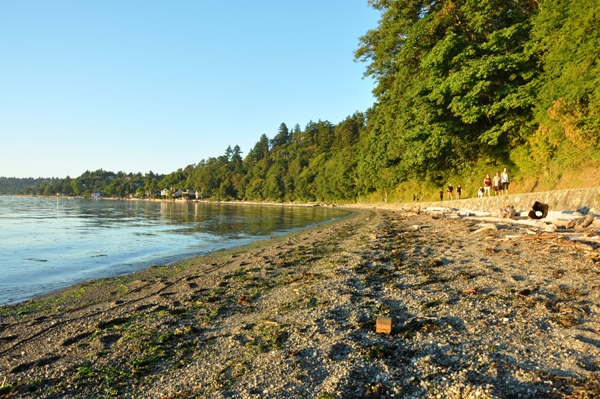 North Park Lincoln >> Lincoln Park - Seattle Parks Hikes