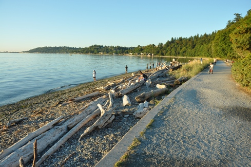 Lincoln Park - Seattle Parks Hikes