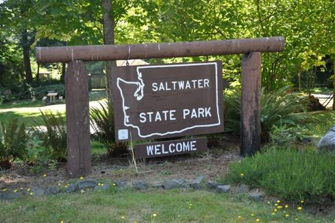 Saltwater Statepark