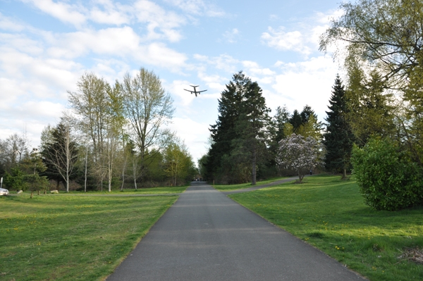 North Seatac Park Disc Golf Course
