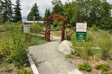 Tacoma Nature Center Discovery Pond