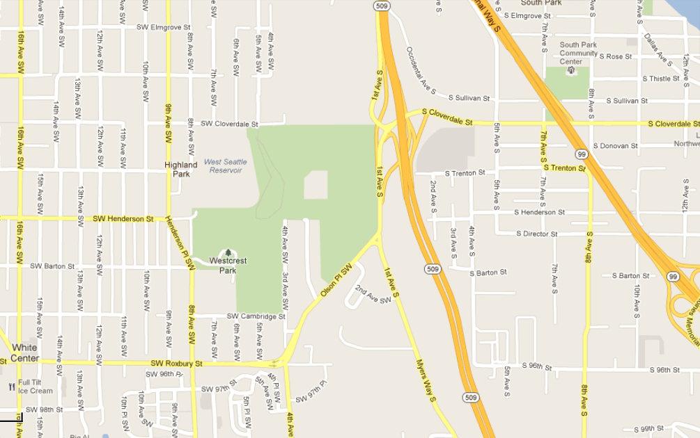 Westcrest Park  West Seattle Parks Amp Recreation