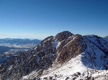 Black Crook Peak - Sheeprock Mountains