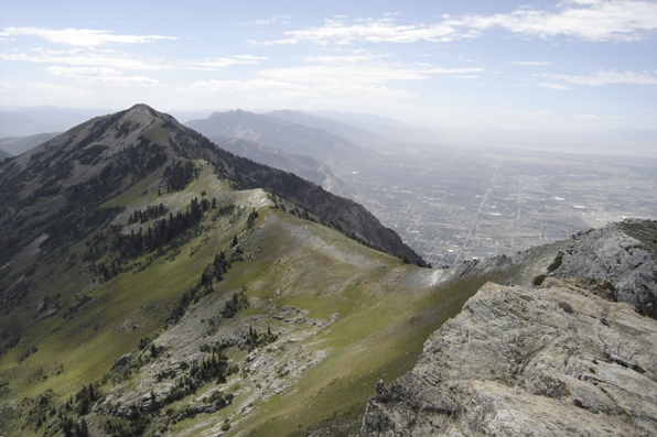 Car For Kids >> Climbing Willard Peak - Hiking Ben Lomond
