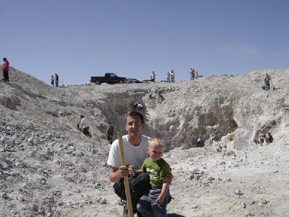 Dugway Geode Beds Utah Rock Hounding