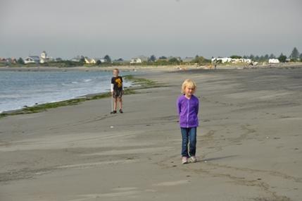 Damon Point Hike Ocean Shores