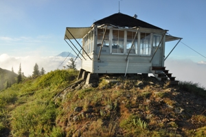 Washington Fire Lookout Sites Lists Locations