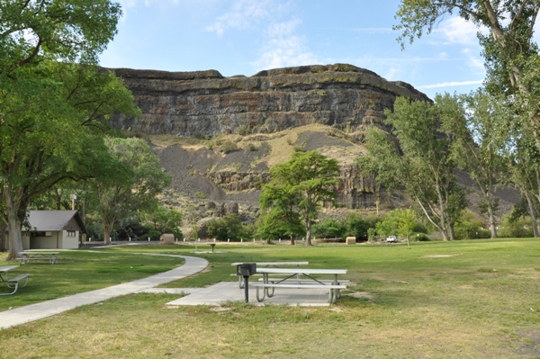 Sun Lakes Dry Falls State Park Grand Coulee