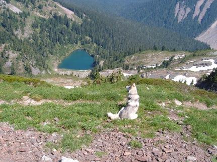 Lost Lake Lookout - Bluff Lake Trail