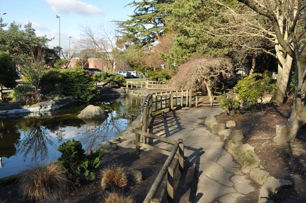 International Sister City Parks Kent
