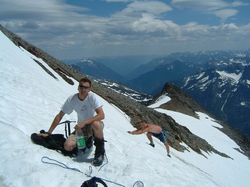Sahale Mountain in the North Cascades | RMI Expeditions