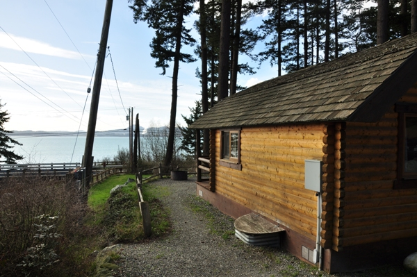 Bay view state park mount vernon washington for Washington state park cabins