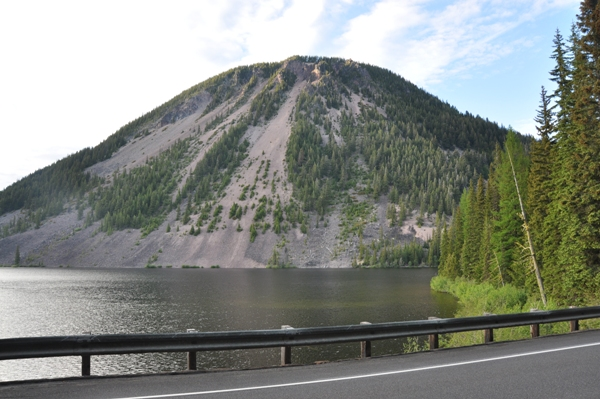 White Pass Scenic Byway Washington