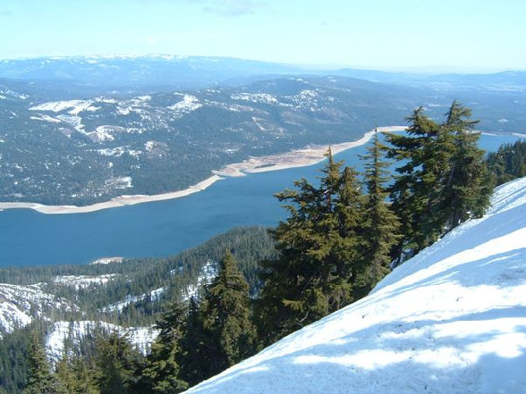 Thomas mountain cle elum hiking trails for Cle elum lake cabins