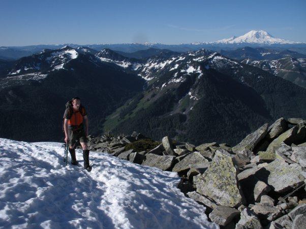 tusk o granite washington climbs