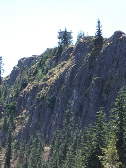 Watch mountain lookout gifford pinchot national forest for Mountain watches