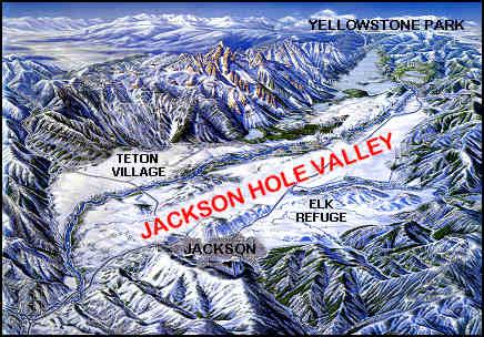 Jackson Hole Wyoming Activities Amp Sights