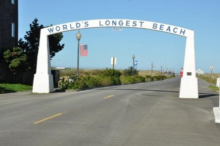 Long Beach Washington Sights